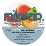 MIXVAP - Pasteque Melon 1L