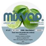 MIXVAP - Citron Vert 1L