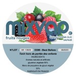 MIXVAP - Fruits Rouges 1L