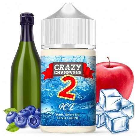 CRAZY JUICE : CRAZY CHAMPAGNE 2 ICE
