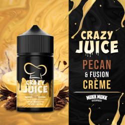 CRAZY JUICE : MUKKIES PECAN